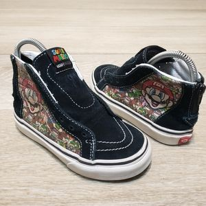 Vans Mario Bros Shoes